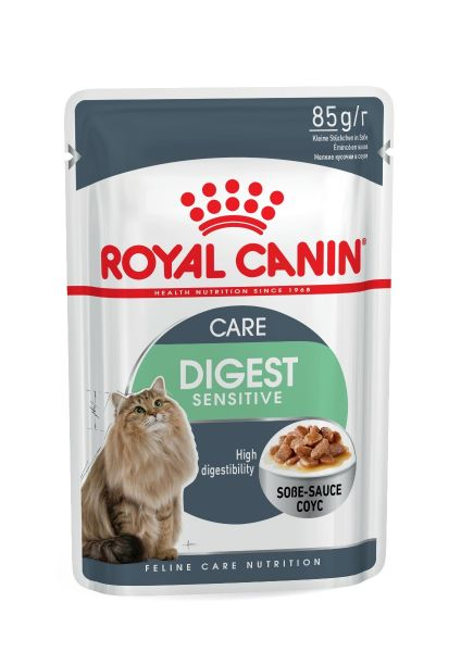 Royal canin Digest Sensitive - sachet sauce